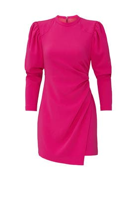 Shocking Pink Jane Dress by A.L.C.