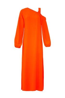 Tangerine Shontae Maxi by Elizabeth and James