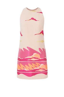 Sunset Jacquard Dress by Hutch