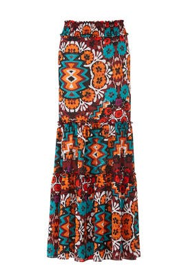 Paradise Maxi Skirt by Josie
