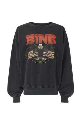 Vintage Bing Sweatshirt by Anine Bing