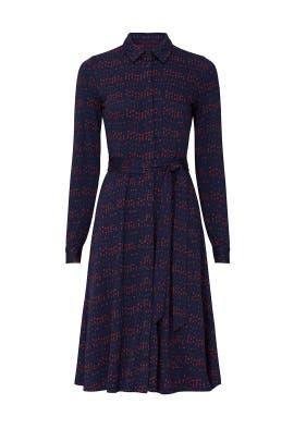 Susannah Shirt Dress by Boden