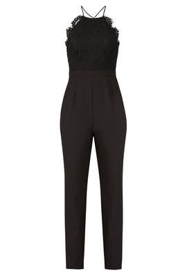 The Shona Jumpsuit By Fame Partners For 40 45 Rent The Runway