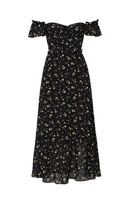 Venezia Butterfly Dress by Reformation