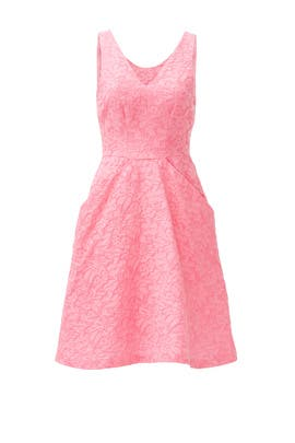Pink Tabitha Dress by Yoana Baraschi