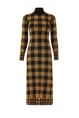 Trophy Knit Dress by Temperley London