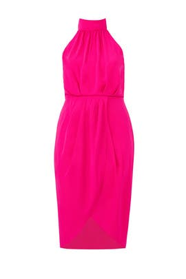 Romance Halter Dress by City Chic