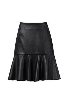 Flounce Faux Skirt by Josie by Natori