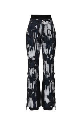 Splatter Print Echo Ski Pants by SPYDER