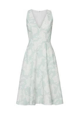 Seafoam Catalina Dress by Dress The Population