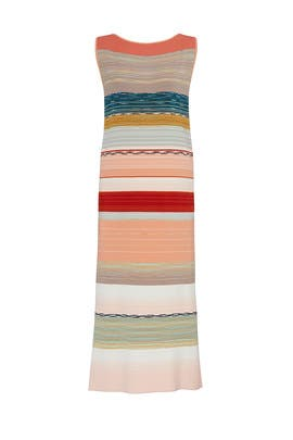 Multi Striped Dress by Missoni