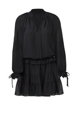 Black Willa Dress by Rebecca Minkoff