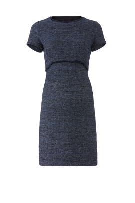 Kiara A-Line Tweed Maternity Dress by Seraphine