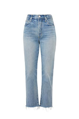 Blue Loverboy Jeans by AMO