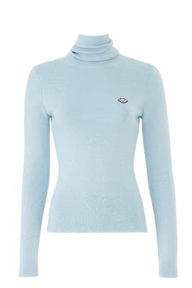 Blue Bisou Sweater by See by Chloe