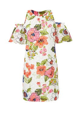 Floral Breezy Dress by Trina Turk