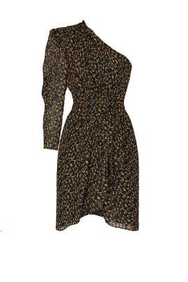 Morello One Sleeve Dress by Iro