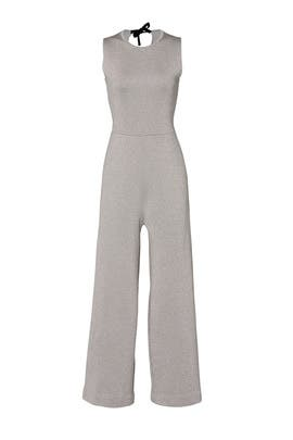 Madison Lurex Sweater Jumpsuit by J.Crew