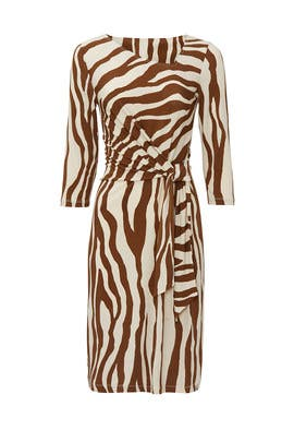 Celeste Zebra Dress by Leota