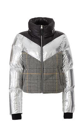 Mixed Media Jacket by Mackage