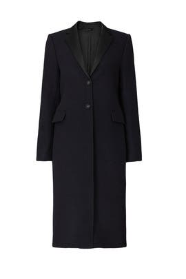 Natte Wool Eden Coat by Officine Générale