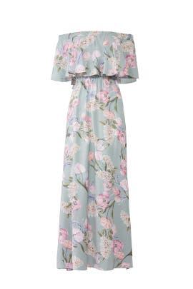 Primavera Floral Hacienda Maxi by Show Me Your Mumu
