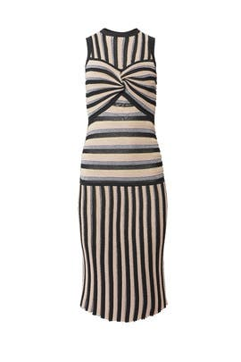 Millais Stripe Dress by Tabula Rasa