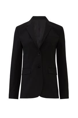 Classic Tailored Blazer by Theory