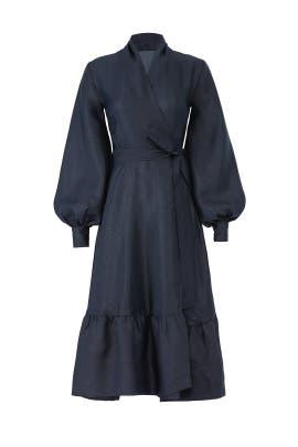 Shiny Niki Dress by STINE GOYA