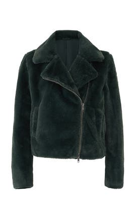 Pine Henderson Faux Fur Jacket by Rebecca Minkoff