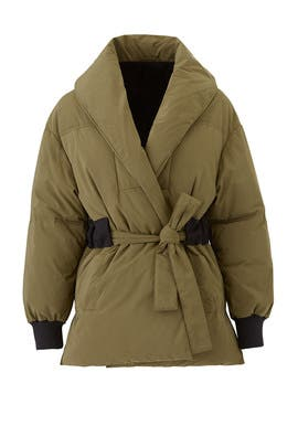 Dayma Down Jacket by ba&sh