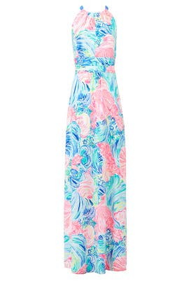 Floral Martina Maxi by Lilly Pulitzer