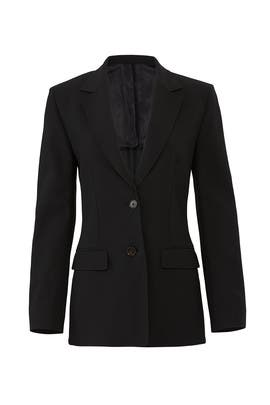 Black Tailored Blazer by 3.1 Phillip Lim