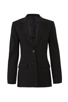 Black Tailored Blazer by 3.1 Phillip Lim