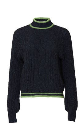 Paro Wool Sweater by VEDA