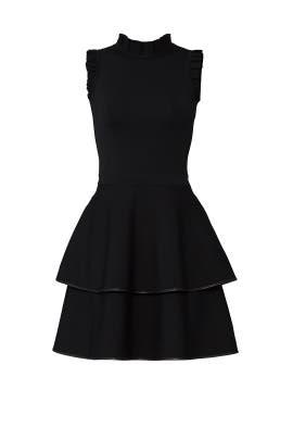 Black Ryker Dress by Parker
