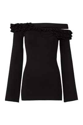 Rositta Ruffle Top by Rebecca Vallance