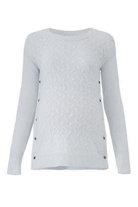 Jamie Cable Front Maternity Sweater by Seraphine