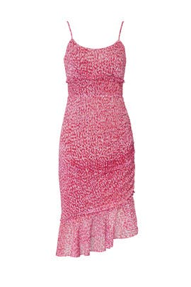 Pink Penny Dress by The East Order
