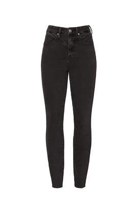 Good Yoke Curve Skinny Jeans by GOOD AMERICAN