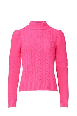 Isabella Cable Knit Sweater by Generation Love