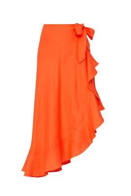 Liviona Maxi Skirt by Miguelina
