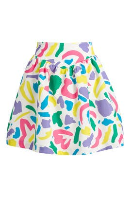 Confetti Skirt by Moschino