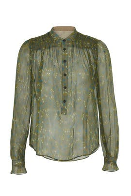 Sheer Susan Blouse by rag & bone