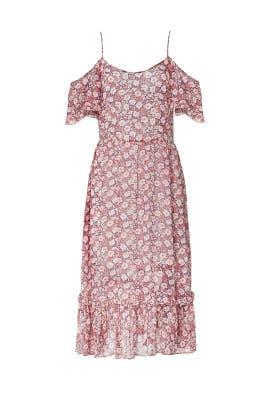 Floral Buffy Dress by Rebecca Minkoff