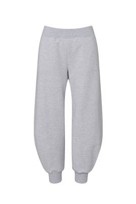 Sculpted Sweatpants by Tibi