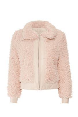 Cloud Nine Faux Fur Jacket by BlankNYC