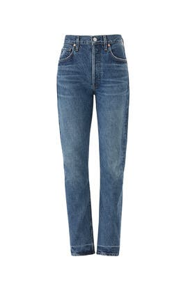Charlotte Straight Jeans by Citizens Of Humanity