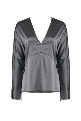 Granite Ophelie Blouse by Elizabeth and James