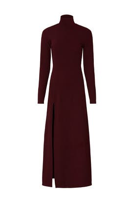 Plum Kira Dress by CAPULET